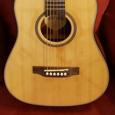 Great Divide SST-N Campfire Travel Guitar-Very Good Condition-Solid Spruce Top for sale