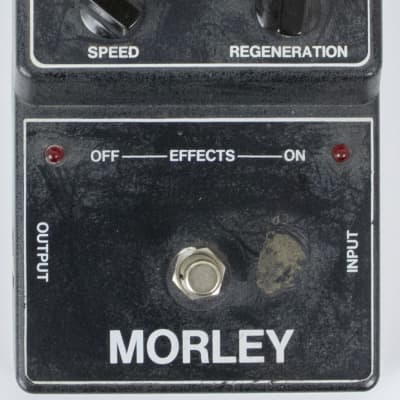 Vintage Morley Phaser One
