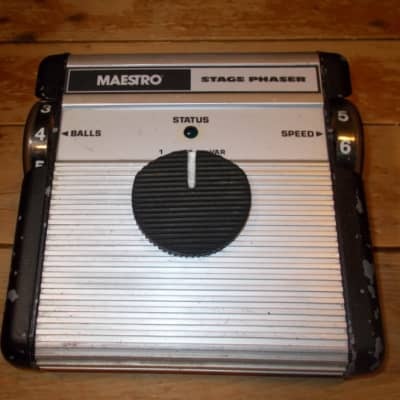 Vintage 1970's Maestro MSP Stage Phaser *Made In USA*