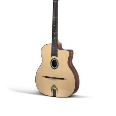 Guitare Jazz Manouche Altamira M01 Epicéa Massif / Palissandre - Livrée En Étui for sale
