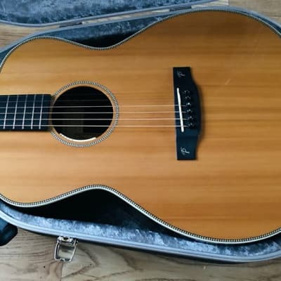 NOS Terry Pack OMRC Orchestra  acoustic guitar, solid rosewood /cedar, Free L.R.Baggs Anthem, for sale