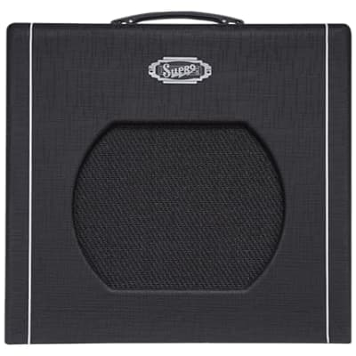 *Demo* Supro Blues King 15 Watt 1x12 Combo Amplifier