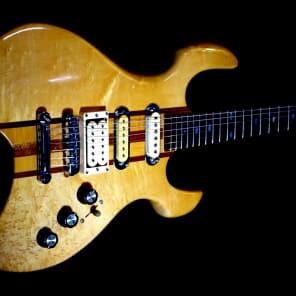 LADO R-1 1985 Natural Maple.  Beautiful Guitar.  Great player. UBER RARE. for sale