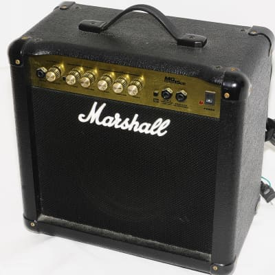 Excellent Marshall MG 15CD MG Series Amplifier RefNo 969
