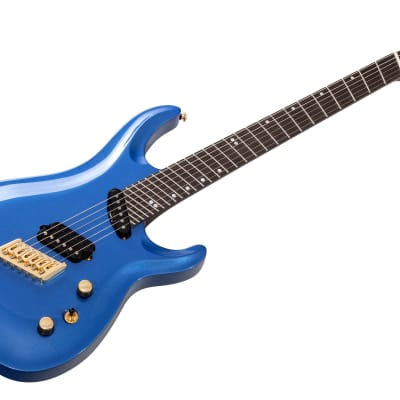 Ormsby SX Carved Top GTR6 (Run 8) Multiscale BMG - Blue Metallic Gloss for sale