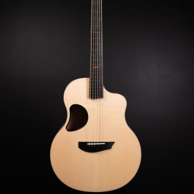 McPherson MG-4.5XP Custom 9-String in Flame Maple with Englemann Spruce Top for sale