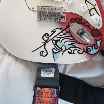 Fender Jimi Hendrix Monterey Artist Series Signature Stratocaster for sale