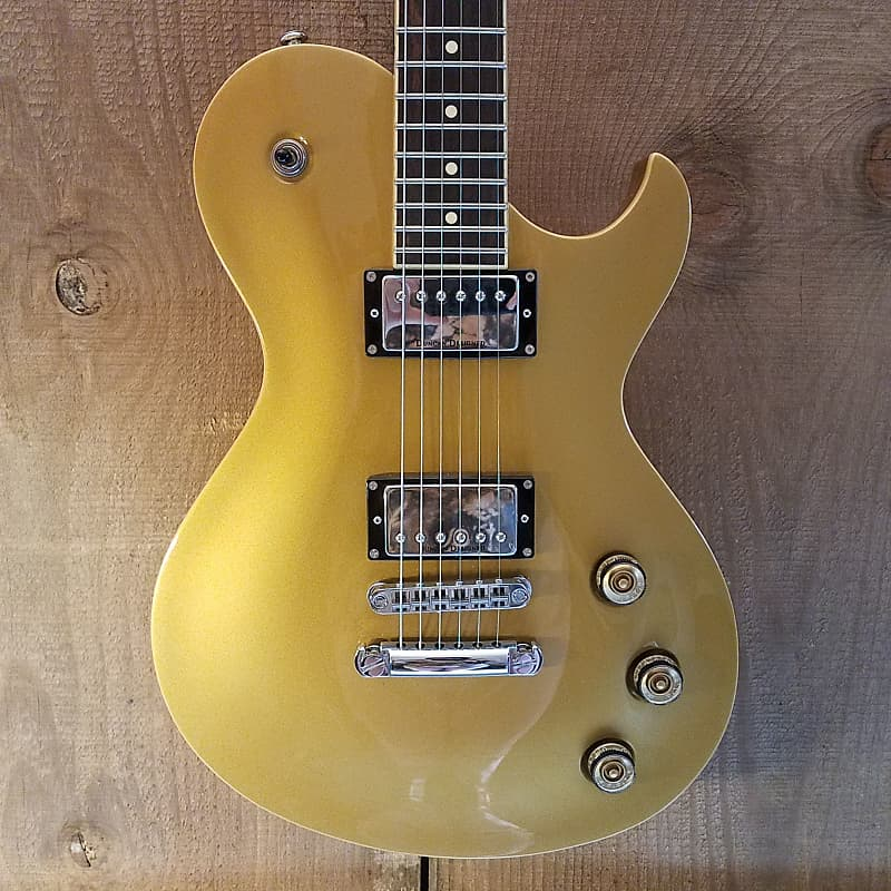 schecter solo 6 standard gold top electric guitar used reverb. Black Bedroom Furniture Sets. Home Design Ideas