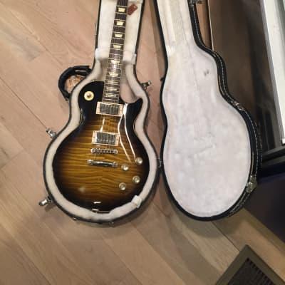 1993 Orville Les Paul Standard Gibson Made In Japan Burstbucker Pro Pickups w/HSC MIJ Kluson Tuners Upgraded Wiring 9.5 LBS for sale