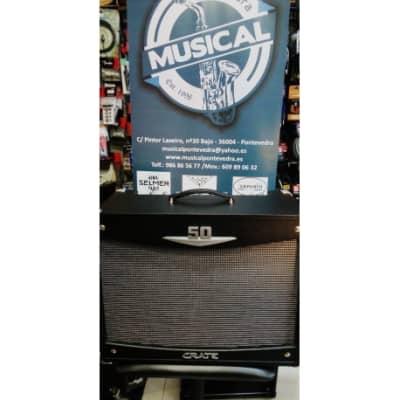 """Crate V50-112 50-Watt 1x12"""" Guitar Combo"""