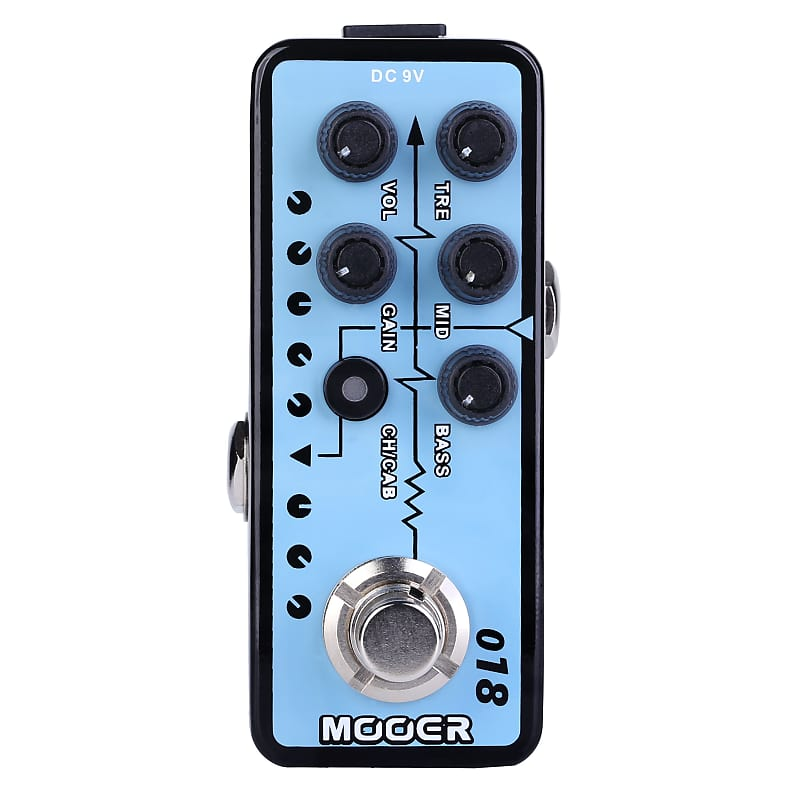 Mooer Micro Preamp 018 image