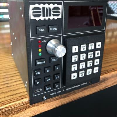 AMS Neve RMX16 500 Series Digital Reverb Module
