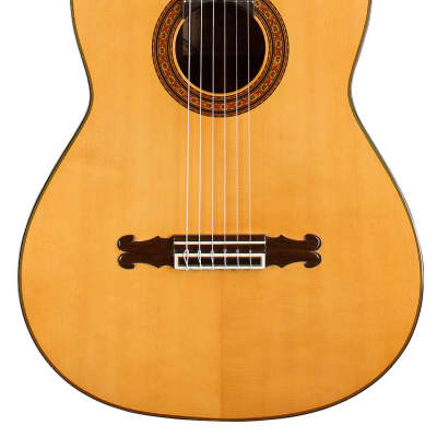 Felix Manzanero 2001 Classical Guitar Spruce/Indian Rosewood for sale