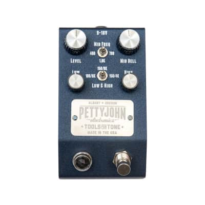 Pettyjohn Electronics Filter Deluxe EQ