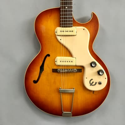 Epiphone Granada E444T Cutaway 1966 Sunburst for sale