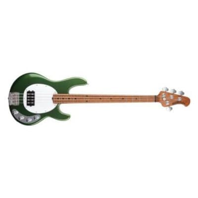 music man stingray special h charging green tastiera acero for sale