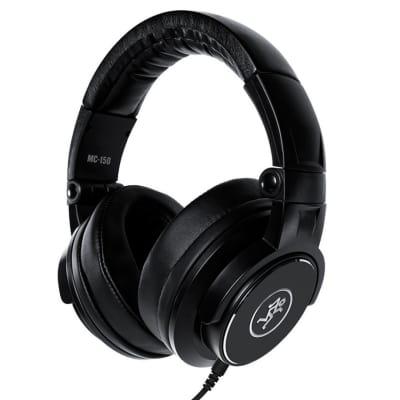 Mackie MC-150 Closed-Back Monitor Headphones