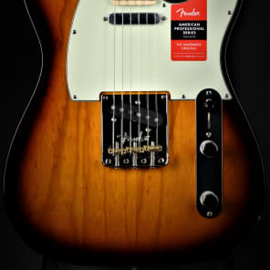 Fender American Professional Telecaster - 2 Color Sunburst