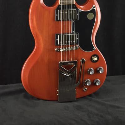 Gibson SG Standard '61 with Sideways Vibrola 2019 - 2020