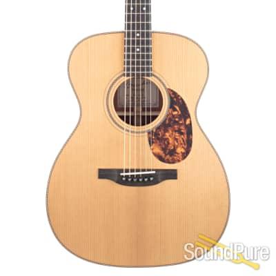 Boucher SG-21-G Adirondack/Bubinga Acoustic #BA-1301-OMH for sale