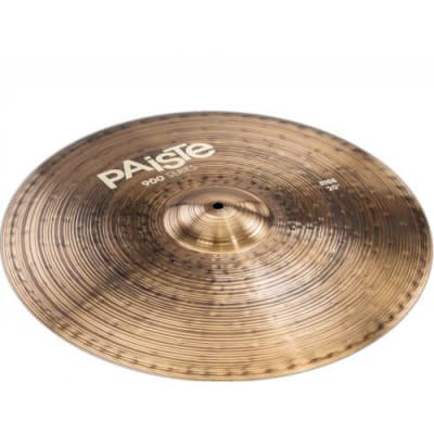 "Paiste 900 Series 20"" Ride Cymbal"