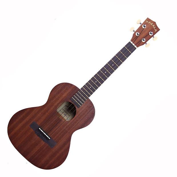 kala makala tenor ukulele agathis body geared tuners satin reverb. Black Bedroom Furniture Sets. Home Design Ideas