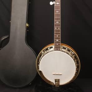 Recording King RK-M5 USA Series Resonator Banjo