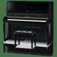 Kawai K500JEP 130 cm upright piano Ebony polish (K-500JEP)