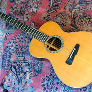 2004 Kinscherff Concert Fingerstyle Acoustic Guitar for sale
