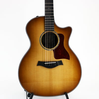Taylor 714ce LTD Torrified Spruce/Koa Grand Auditorium Acoust/Elect - 2017 Display w/ ES2 & Case