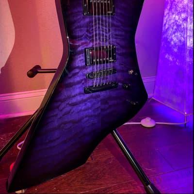 ESP LTD Snakebyte SE James Hetfield Signature
