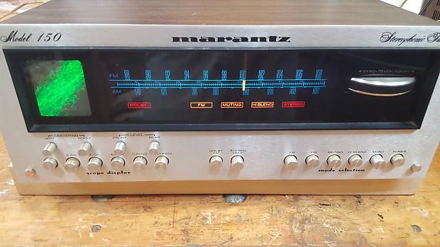 Marantz 150 | Vintage Marantz Stereo Equipment
