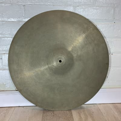 "Vintage Krut 18"" Special Made In England Crash Cymbal"