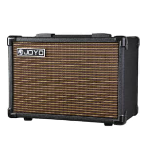 Joyo AC-20 Acoustic Stereo Guitar Amp 20 Watt with Built in effects,Chorus,Reverb,Delay