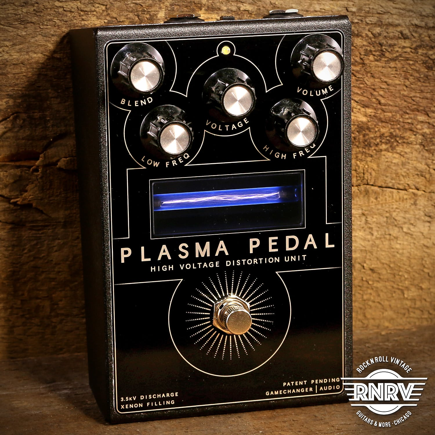 Gamechanger Audio Plasma Pedal - Synthesthesia 2020