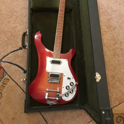 Rickenbacker 480 Fire glow for sale