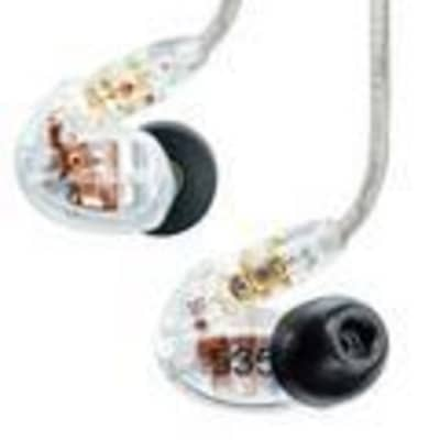 Shure SE535 Sound Isolating Earphones - New / Clear
