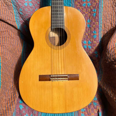 Orlando Raponi Concert Classical Guitar 1963 for sale