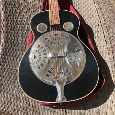 Rogue Classic Spider Resonator Black w/ gig bag for sale
