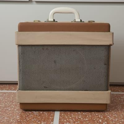 Meazzi Vibroframez PA525, Vintage Boutique Amplifier for sale