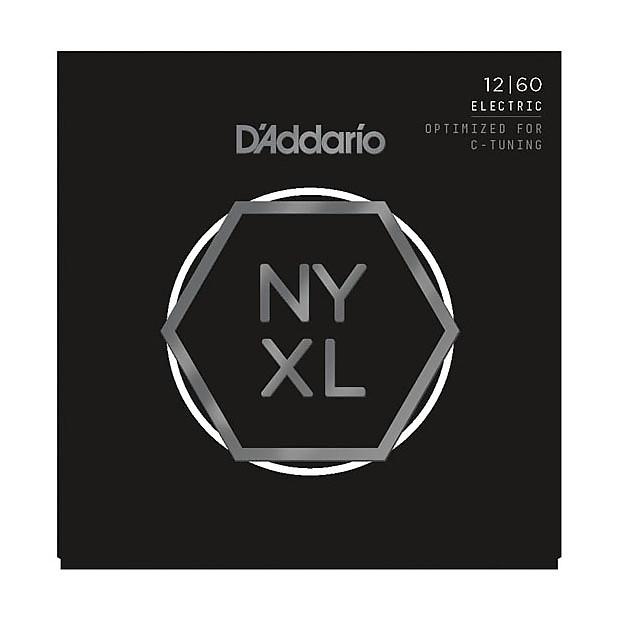 d 39 addario nyxl electric guitar strings extra heavy 12 60 reverb. Black Bedroom Furniture Sets. Home Design Ideas