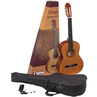 Toledo GP-44NT pack de guitarra clasica 4/4 for sale
