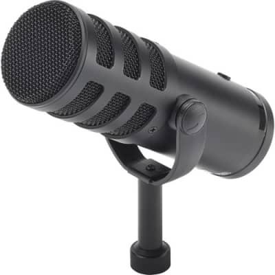 Samson Q9U XLR/USB Dynamic Broadcast Microphone