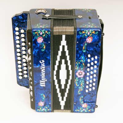 SZ32XL-A#-BL Harmonica 25x25-III-2,Harmonica Shuya