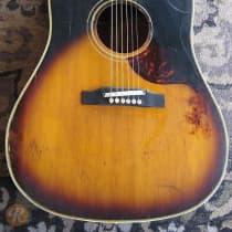 Gibson Southern Jumbo SJ 1963 Sunburst image