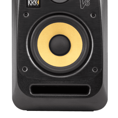 Brand  KRK V6 S4 Series 4 Active Powered Studio Monitor (USED)