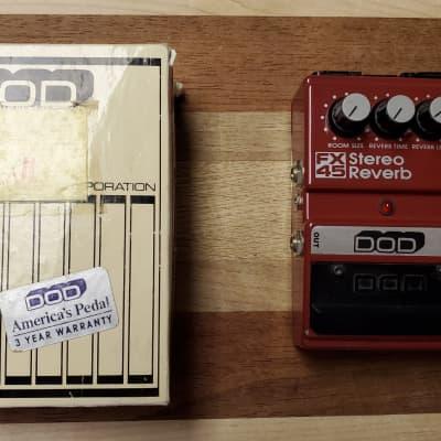 DOD FX45 Stereo Reverb for sale
