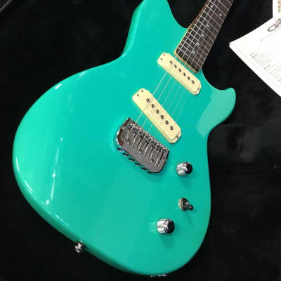 G&L SC-2 Belair Green W/Case IMMACULATE for sale