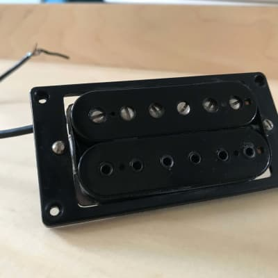 Ormsby Nunchucker A5 bridge pickup 50mm spacing custom shop handwound for sale