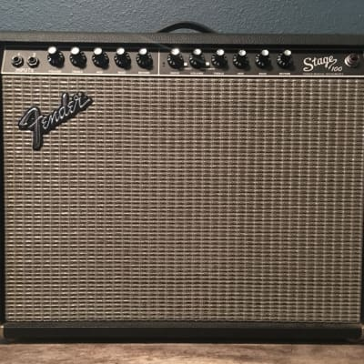 """Fender Stage 100 2-Channel 100-Watt 1x12"""" Solid State Guitar Combo 1999 - 2002"""